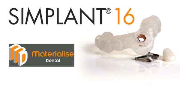 logo materialise dental